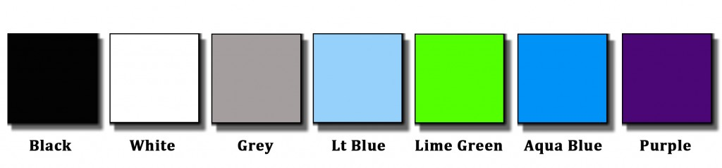 T,colors